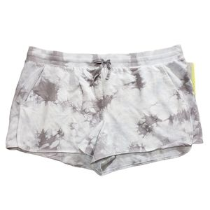 All In Motion Mid-Rise Fleece Shorts 3.5  Sz XXL